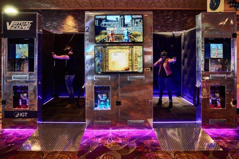 Immersive Tech Casinos