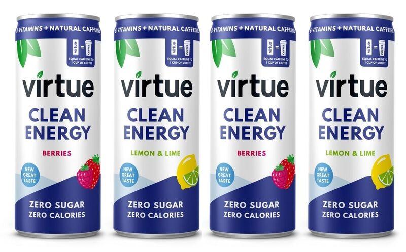Zero-Calorie Sugar-Free Energy Drinks