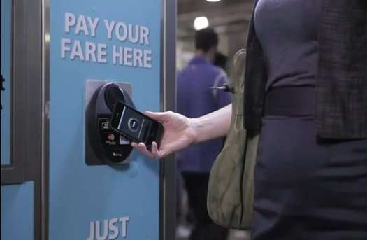 Transit-Paying Phones