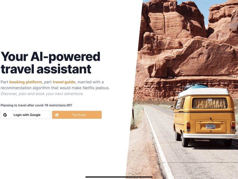 AI-Powered Travel Platforms