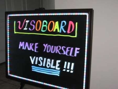 Diy neon signs visoboard lets your business stand out diy neon signs solutioingenieria Choice Image