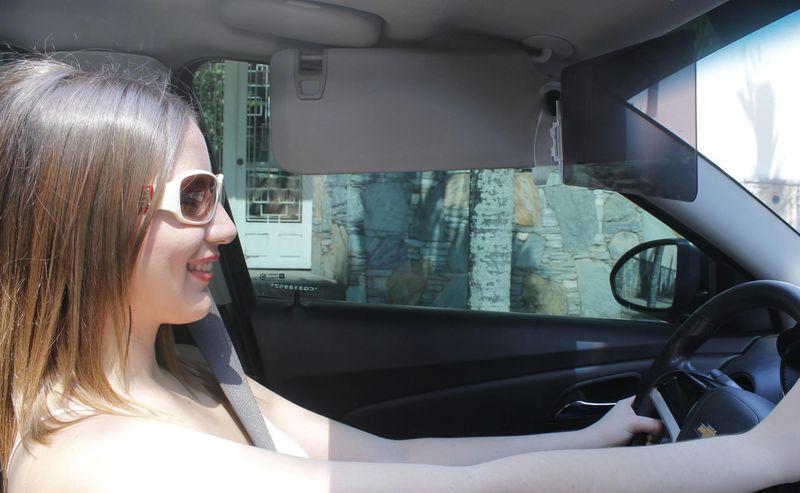 Automobile UV-Blocking Accessories