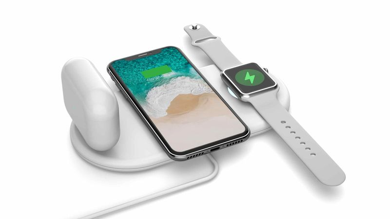 Affordable 3-in-1 Wireless Chargers
