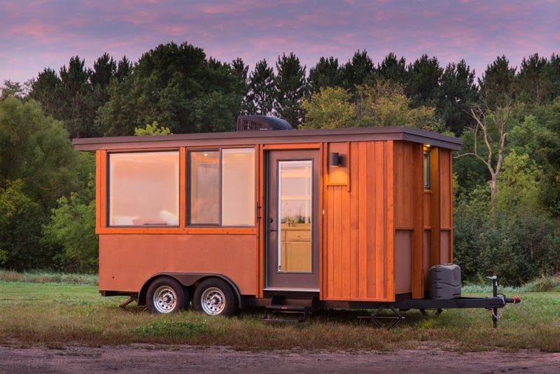 Glazed Tiny Homes