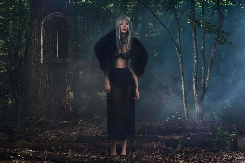 Sultry Witch Editorials