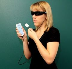 Tongue-Controlled Sensory Devices