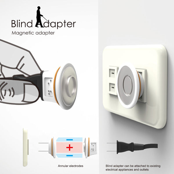Visually Impaired Aid Adapters
