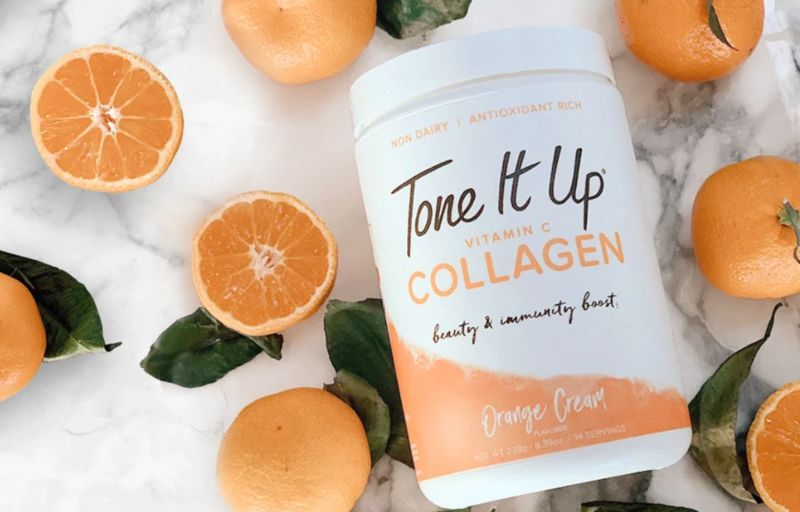 Vitamin C Collagen Powders