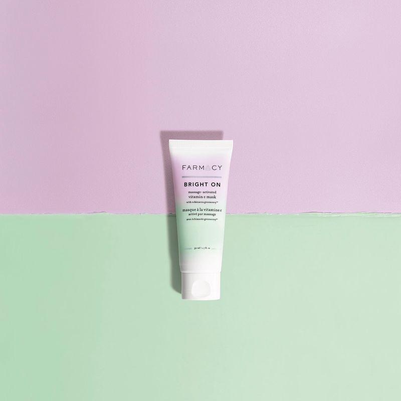 Massage-Activated Skincare Masks