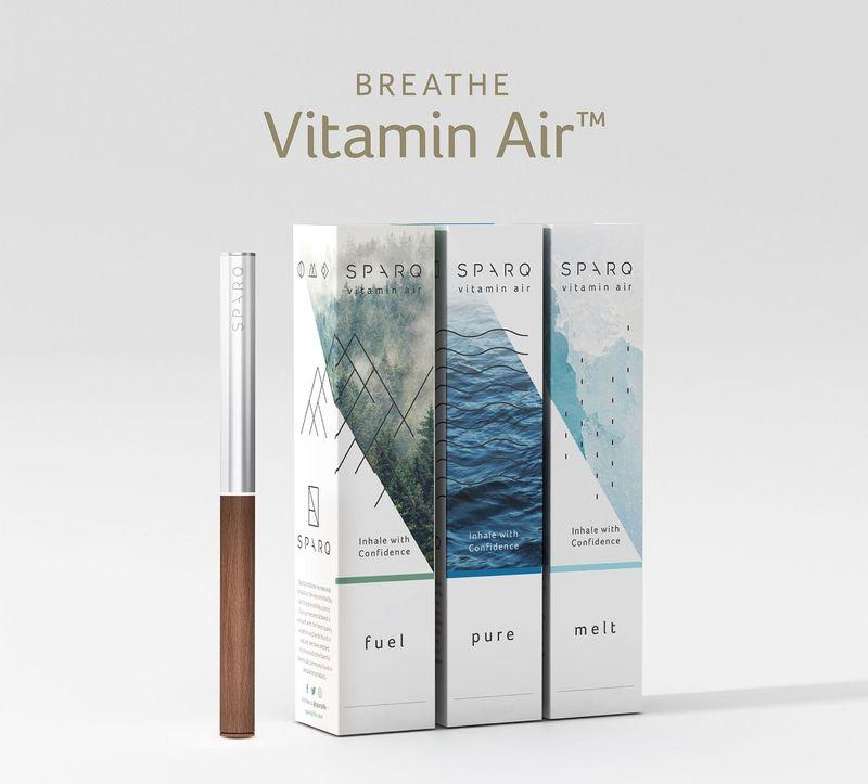 Healthy Vitamin Inhalation Devices