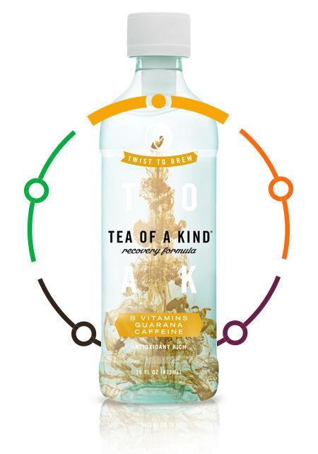 Preserved Vitamin Teas