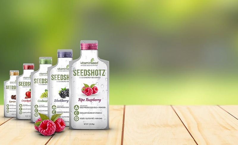 Seed-Powered Vitamin Supplements