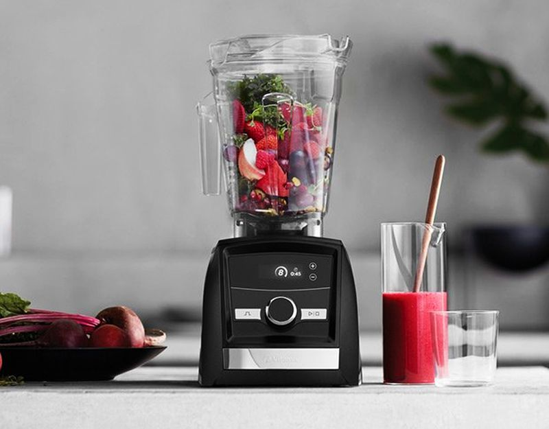 Recipe-Regulating Smart Blenders