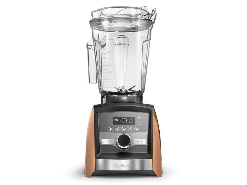 Copper-Plated Blenders