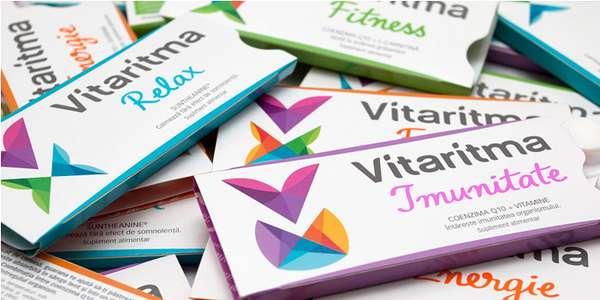 Vibrant Vitamin Branding