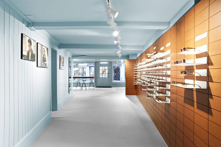 Futuristic Eyewear Boutiques
