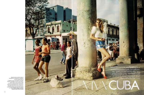 Cuban Culture Fashiontography