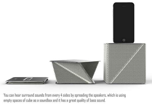 Foldable Docking Stations