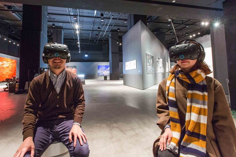 VR Museum Exhibitions