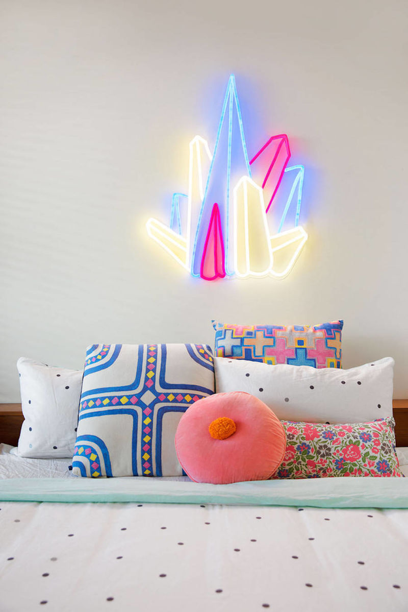 Playful Neon Lights