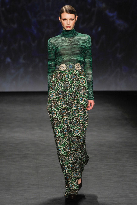 Crocheted Couture Collections