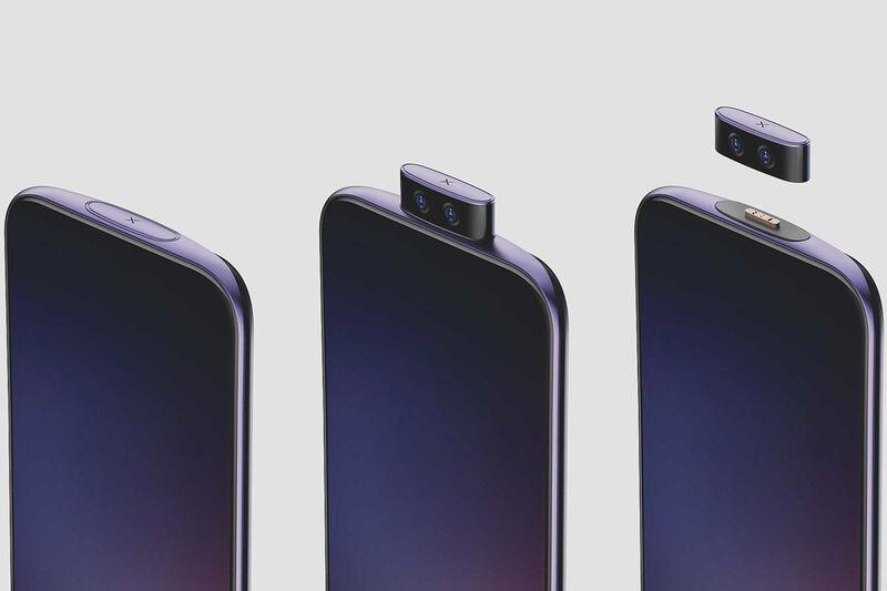 Detachable Camera Module Smartphones