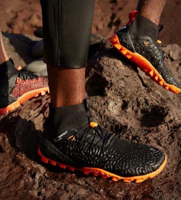 Malleable Barefoot-Like Sneakers