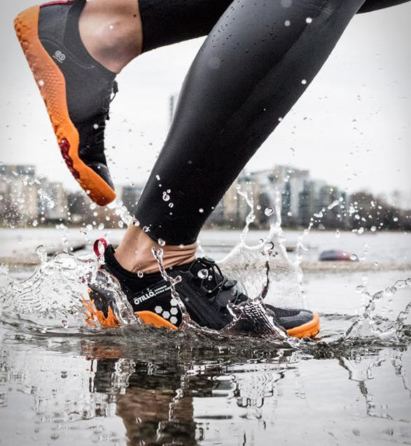 Water-Friendly Running Shoes