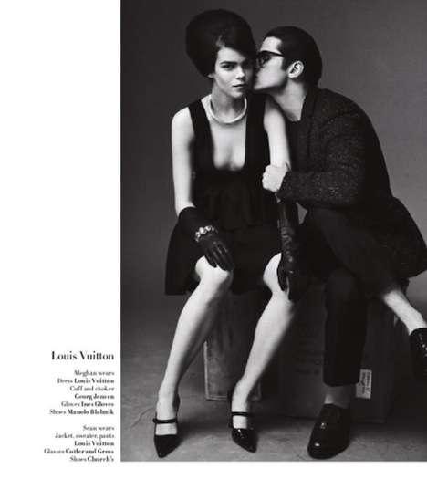 Modern Elegance Editorials