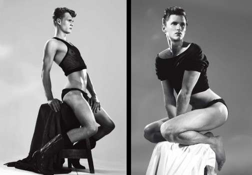 Male Physique Editorials