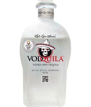 Vodka-Tequila Blends