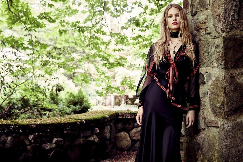 Couture Garden Editorials