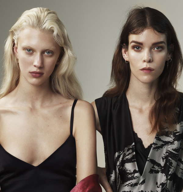 Sisterly Melancholic Editorials