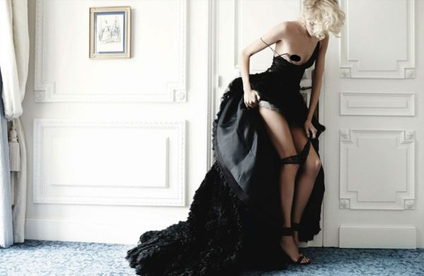 Carnal Couture Editorials