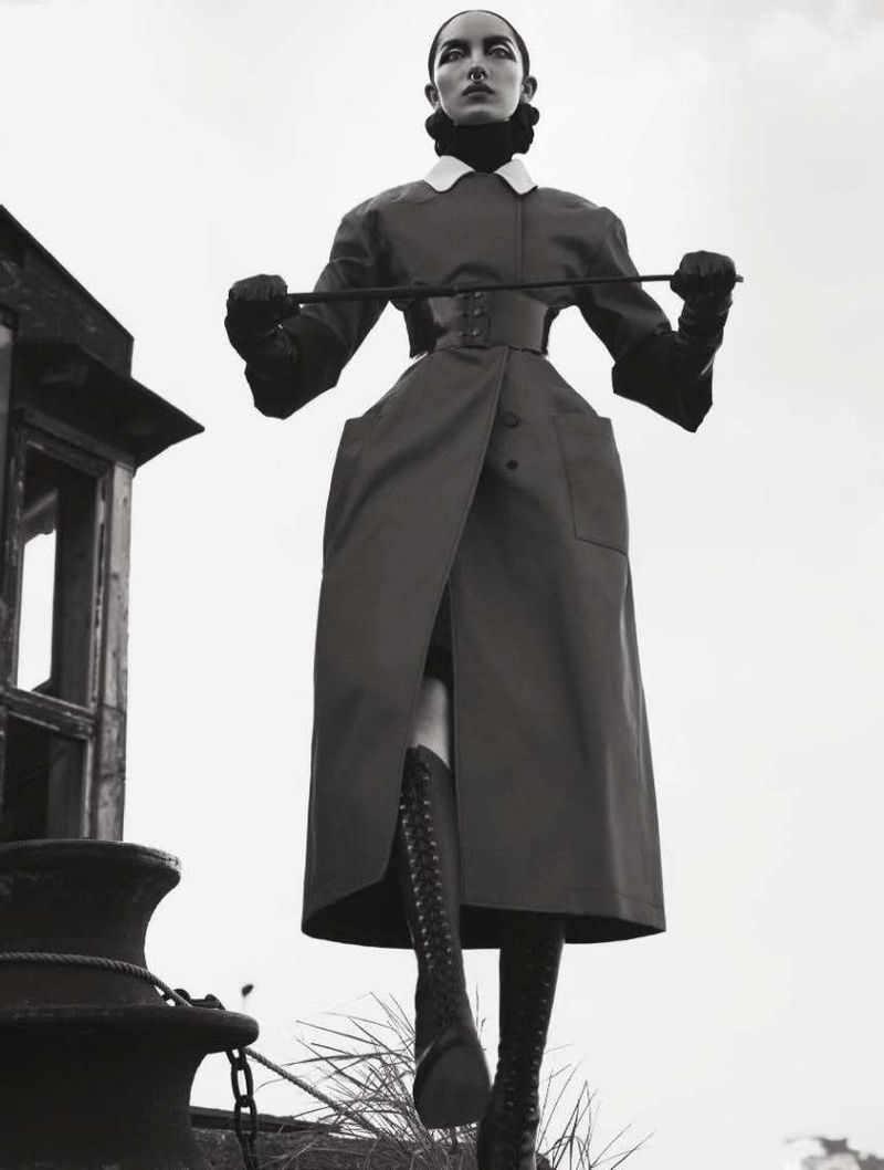 Pastoral Dominatrix Editorials
