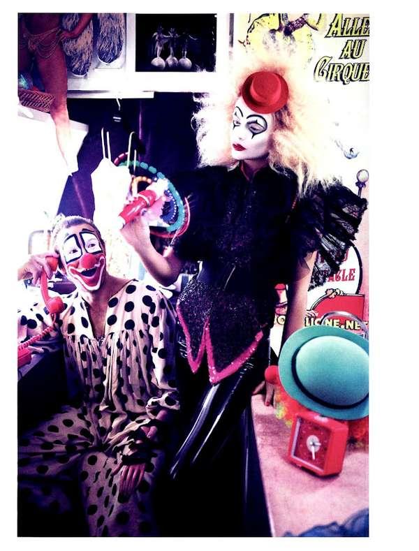 Haute Clown Couture