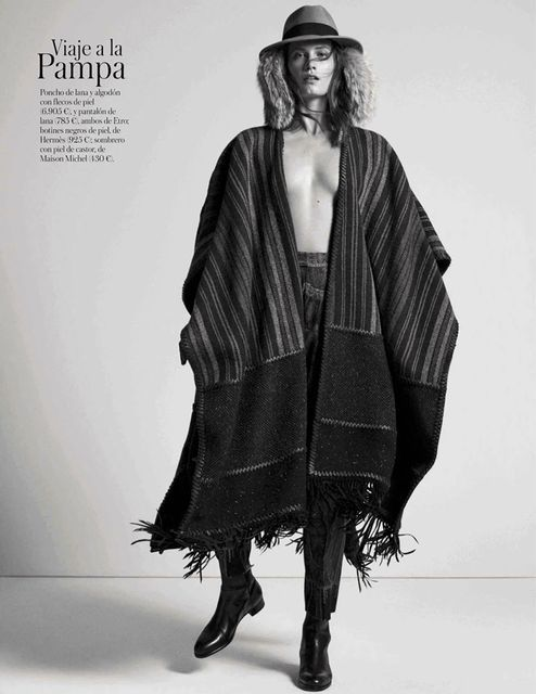 Nomadic Fall Fashion Editorials