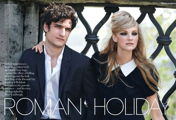 Romantic Italian Editorials