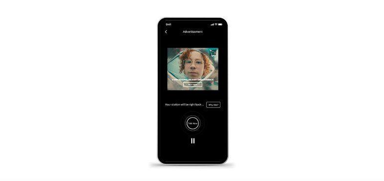 Interactive Voice Ads