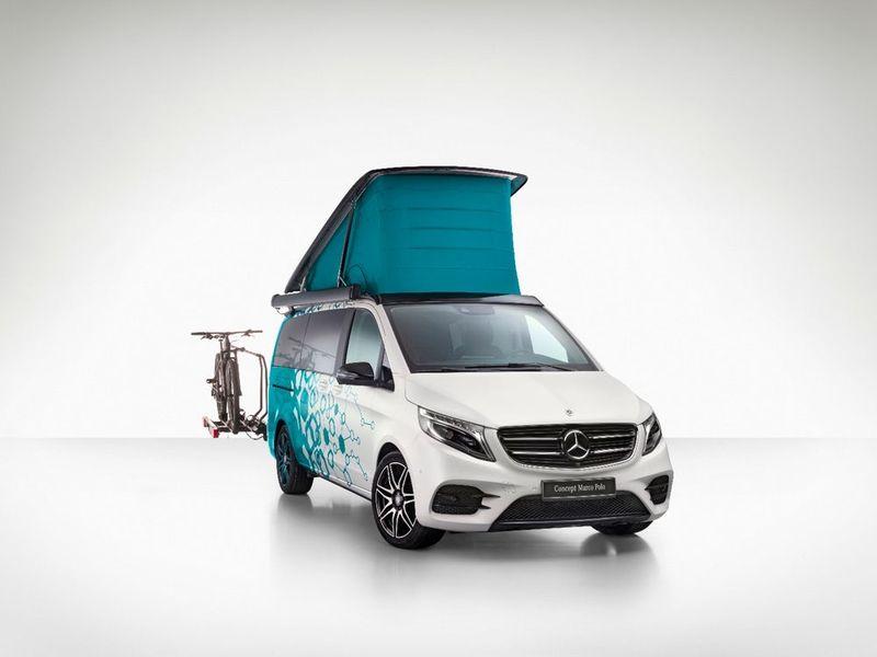 Voice-Controlled Camper Vans