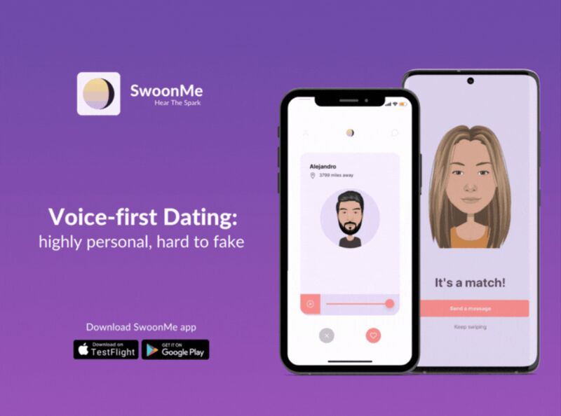 Voice-First Dating Apps