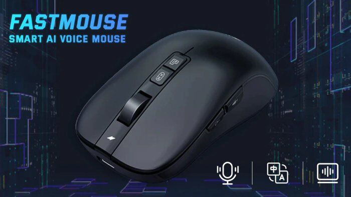 AI-Powered Dictation Mouses