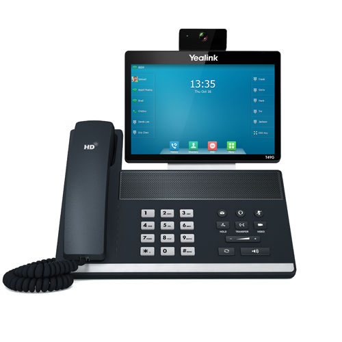 Desktop Ethernet Phones