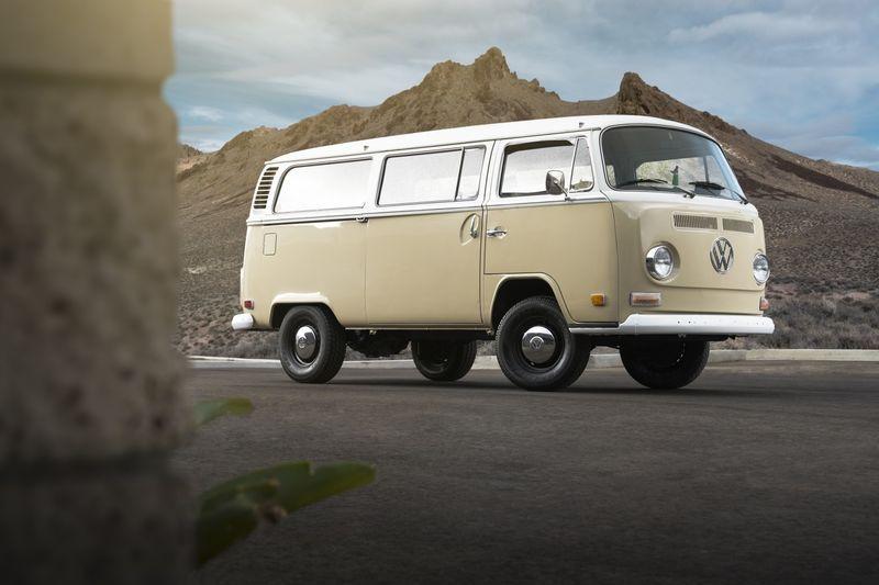 Electrically Enhanced Camper Vans