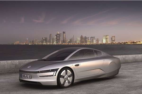 200-MPG Concept Coupes