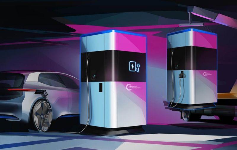 Electric Car Power Banks