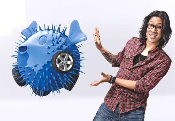 Imaginative Auto Advertising