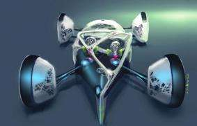 Volkswagon Nanospyder
