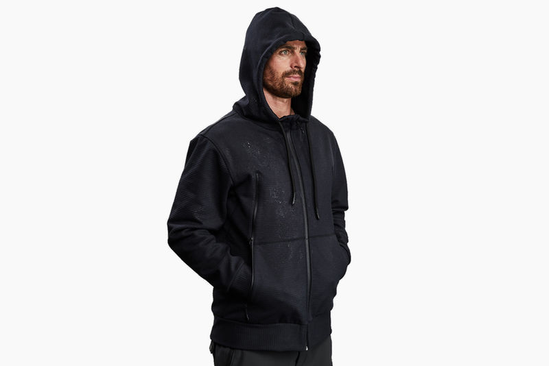 Waterproof Indestructible Hoodies