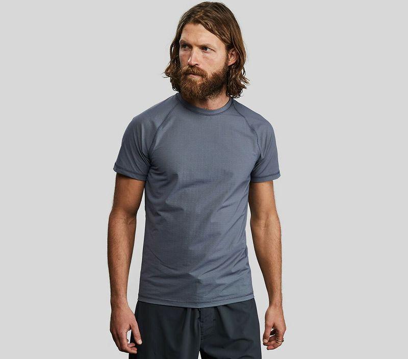 Carbon Fiber-Infused Shirts